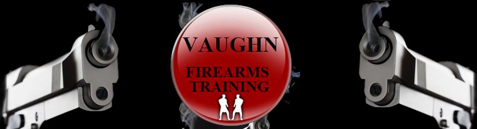 Vaughn Firearms Training in Brookland, AR